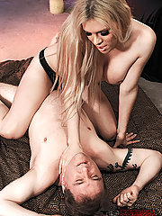 Jesse House Breaking Her Latest Slave Tart